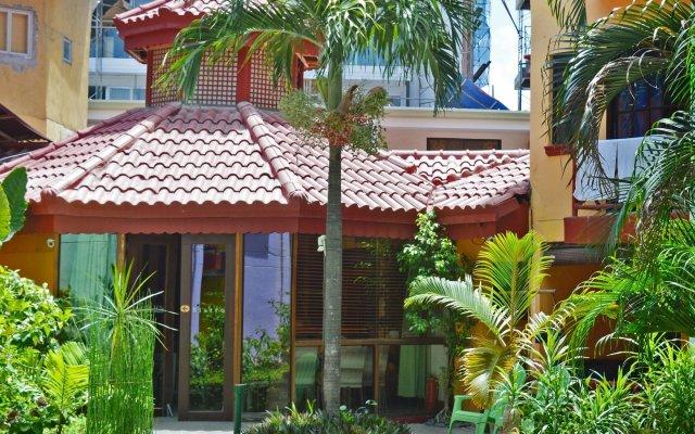 Отель The Club Ten Beach Resort Филиппины, остров Боракай - отзывы, цены и фото номеров - забронировать отель The Club Ten Beach Resort онлайн вид на фасад