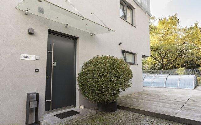 Отель Room 5 Apartments Австрия, Зальцбург - отзывы, цены и фото номеров - забронировать отель Room 5 Apartments онлайн вид на фасад