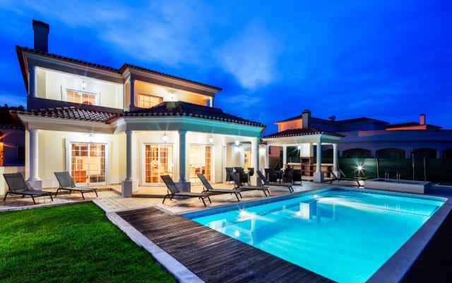 Отель The Village Praia D El Rey Golf & Beach Resort Обидуш вид на фасад