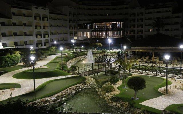 Ondamar Hotel Apartamentos вид на фасад