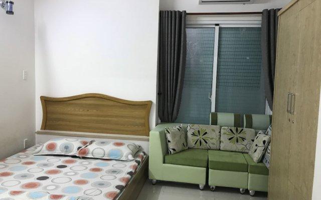 Отель Nancy Sweet Apartment Вьетнам, Вунгтау - отзывы, цены и фото номеров - забронировать отель Nancy Sweet Apartment онлайн комната для гостей