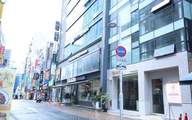 Отель CASA Myeongdong Guesthouse Южная Корея, Сеул - отзывы, цены и фото номеров - забронировать отель CASA Myeongdong Guesthouse онлайн вид на фасад