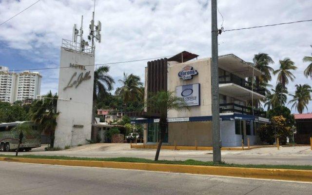 Hotel La Jolla вид на фасад