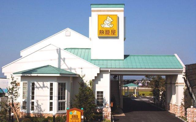 Отель Family Lodge Hatagoya Maebashi Minami Япония, Томиока - отзывы, цены и фото номеров - забронировать отель Family Lodge Hatagoya Maebashi Minami онлайн вид на фасад