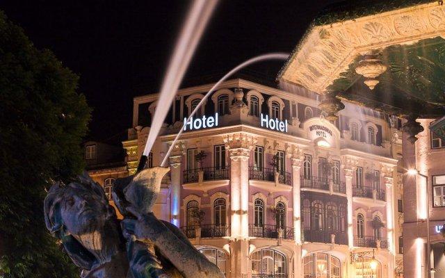 Internacional Design Hotel вид на фасад
