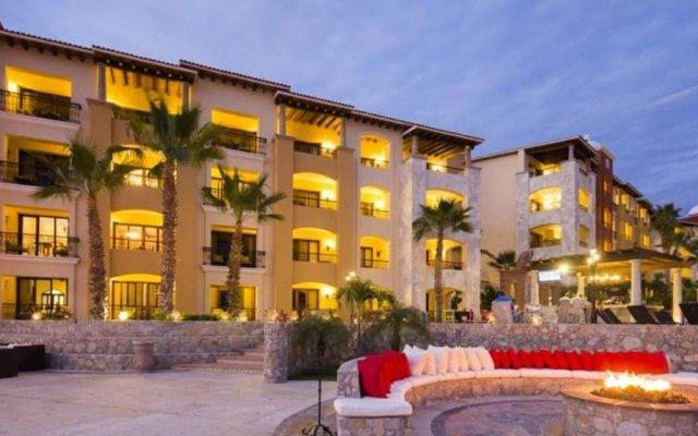 Отель Best 1-br Ocean View Master Suite IN Cabo SAN Lucas Золотая зона Марина вид на фасад