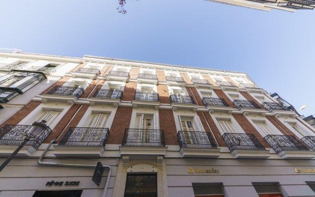 Отель Home Club Barquillo Испания, Мадрид - отзывы, цены и фото номеров - забронировать отель Home Club Barquillo онлайн вид на фасад