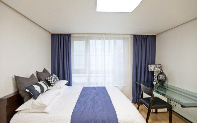 Отель Samseong Galleria 1 комната для гостей