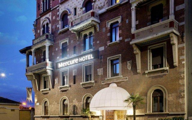 Отель IH Hotels Milano Regency вид на фасад