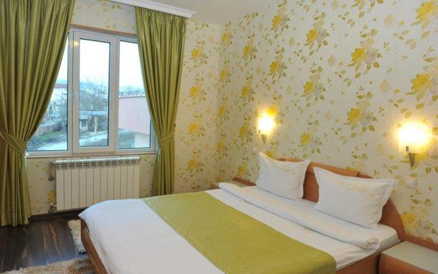 Отель Eros Motel Сандански комната для гостей