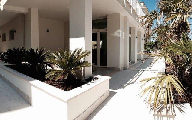 Отель Riva e Mare Италия, Римини - отзывы, цены и фото номеров - забронировать отель Riva e Mare онлайн вид на фасад