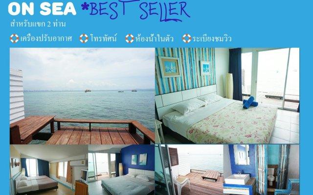 Отель Baan I Taley On Sea вид на фасад