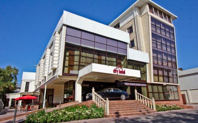 Отель City Bishkek Кыргызстан, Бишкек - отзывы, цены и фото номеров - забронировать отель City Bishkek онлайн вид на фасад