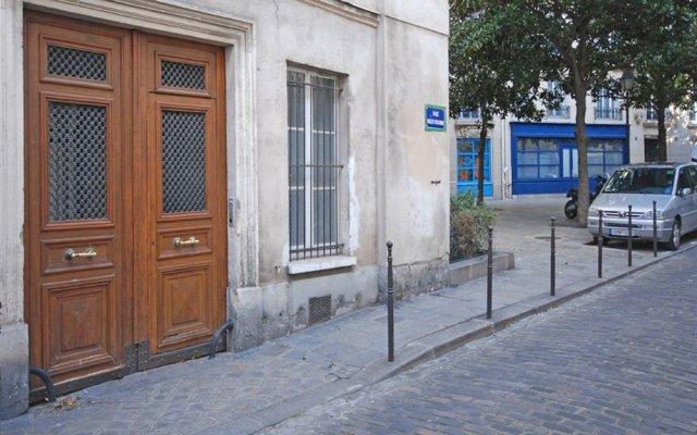 Отель Marquise Франция, Париж - отзывы, цены и фото номеров - забронировать отель Marquise онлайн вид на фасад