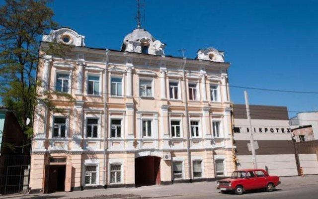 Гостиница Калипсо Украина, Харьков - 1 отзыв об отеле, цены и фото номеров - забронировать гостиницу Калипсо онлайн вид на фасад