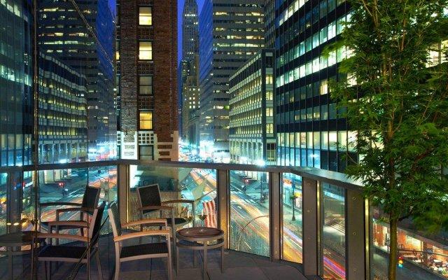 Hotel 48LEX New York вид на фасад