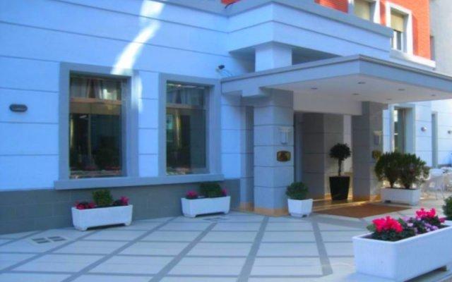 Отель Boutique Hotel Kotoni Албания, Тирана - отзывы, цены и фото номеров - забронировать отель Boutique Hotel Kotoni онлайн вид на фасад