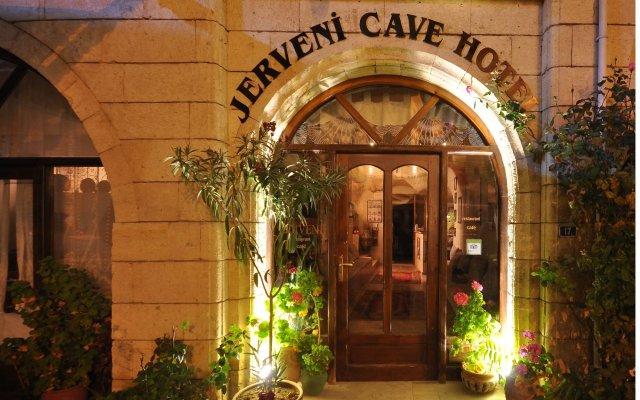 Jerveni Cave Hotel вид на фасад