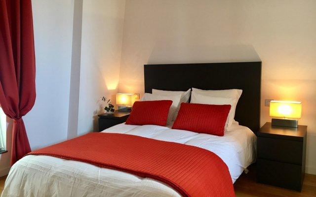 Отель Apartamentos Coruña Playa комната для гостей