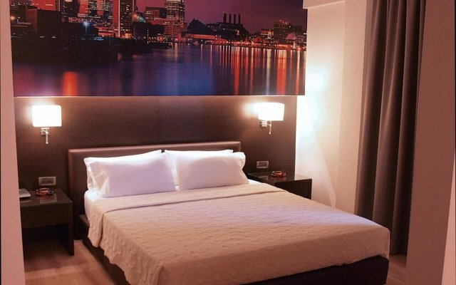 Athens City Hotel комната для гостей