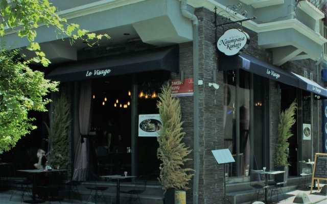 Hotel Naumpasa Konagi вид на фасад