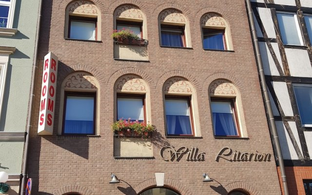Отель Willa Litarion Old Town вид на фасад
