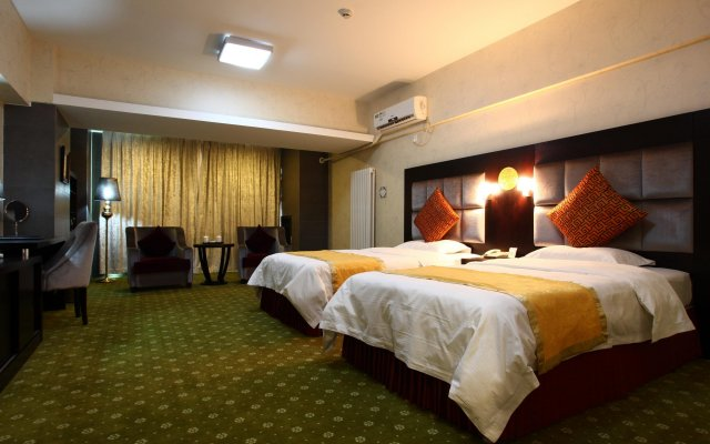 Отель Lian Jie Пекин комната для гостей
