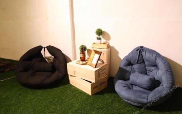 Taipei Ximen Hostel комната для гостей