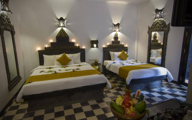 Petit Temple Suite & Spa in Siem Reap, Cambodia from 163$, photos, reviews - zenhotels.com guestroom