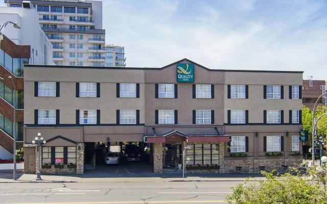 Quality Inn Downtown Inner Harbour
