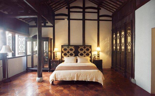 Отель Suzhou Shuian Lohas комната для гостей