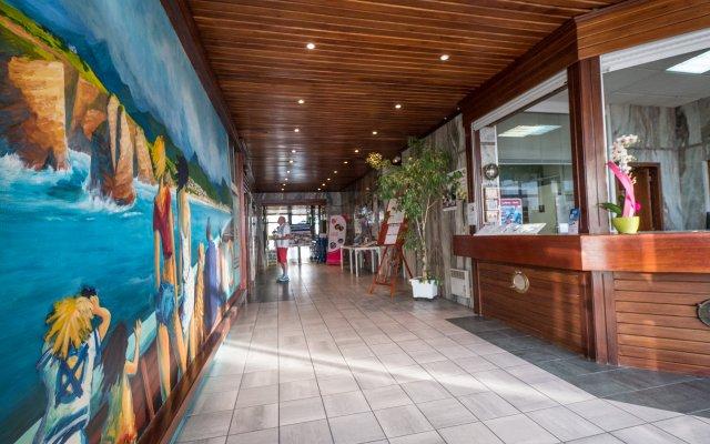 Отель Résidence Sokoburu Франция, Хендее - отзывы, цены и фото номеров - забронировать отель Résidence Sokoburu онлайн вид на фасад
