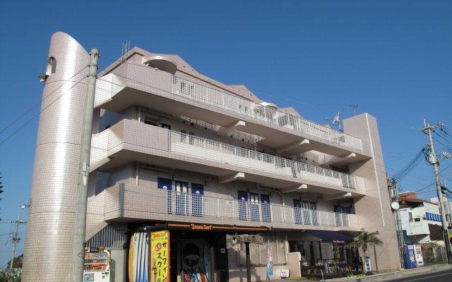 Отель Ocean Resort PMC Япония, Центр Окинавы - отзывы, цены и фото номеров - забронировать отель Ocean Resort PMC онлайн вид на фасад