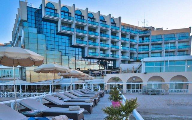 Splendid Hotel & Spa Nice Ницца вид на фасад