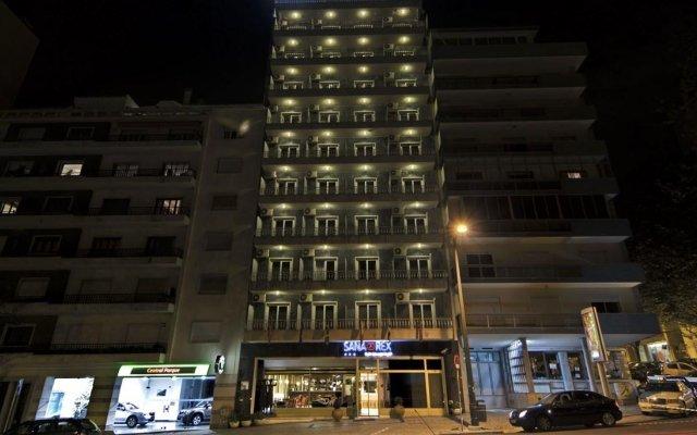 SANA Rex Hotel вид на фасад