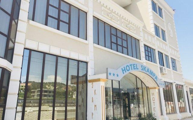 Отель Skampa Албания, Голем - отзывы, цены и фото номеров - забронировать отель Skampa онлайн вид на фасад