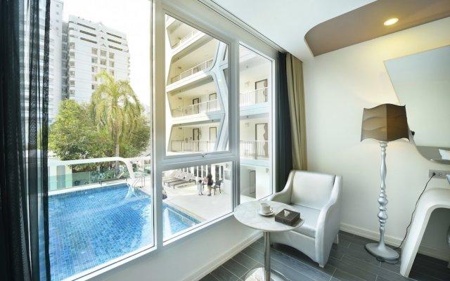 Отель Le Tada Residence Бангкок спа