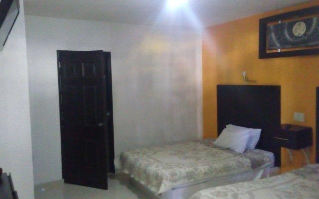 Hotel Nuevo Vallarta комната для гостей