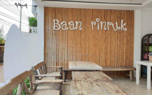 Отель Baan Rin Ruk вид на фасад