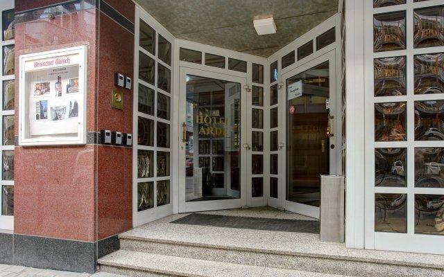 Отель ARDE Германия, Кёльн - 5 отзывов об отеле, цены и фото номеров - забронировать отель ARDE онлайн вид на фасад