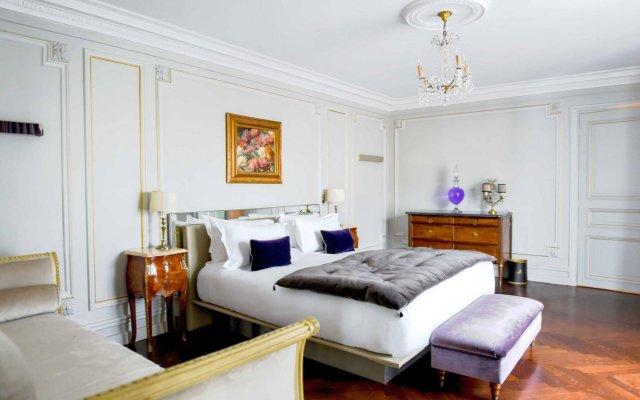 Отель Lancaster Paris Champs-Elysées Франция, Париж - 1 отзыв об отеле, цены и фото номеров - забронировать отель Lancaster Paris Champs-Elysées онлайн комната для гостей