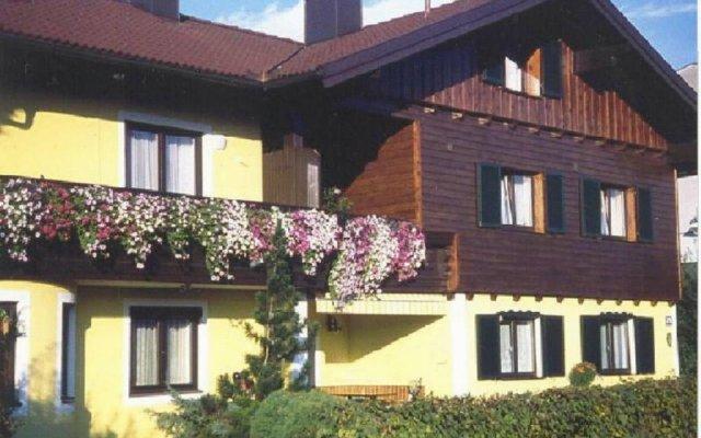 Отель Haus Kernstock Зальцбург вид на фасад