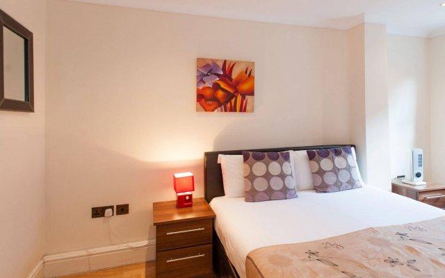 Отель London Serviced Apartments Великобритания, Лондон - отзывы, цены и фото номеров - забронировать отель London Serviced Apartments онлайн комната для гостей