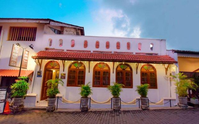 Отель New Old Dutch House Шри-Ланка, Галле - отзывы, цены и фото номеров - забронировать отель New Old Dutch House онлайн вид на фасад