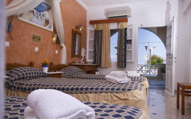 Hotel Golden Star комната для гостей