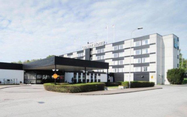 Отель Quality Hotel Winn Goteborg Швеция, Гётеборг - отзывы, цены и фото номеров - забронировать отель Quality Hotel Winn Goteborg онлайн вид на фасад