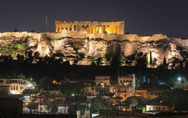 Отель Athens Stories Греция, Афины - отзывы, цены и фото номеров - забронировать отель Athens Stories онлайн вид на фасад