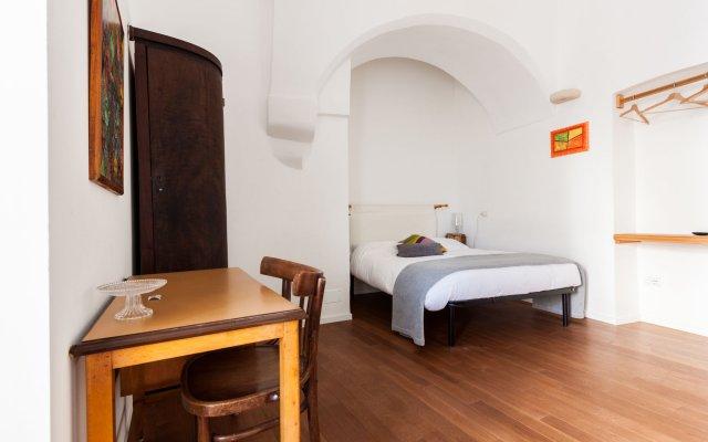 Отель La Corte Vetere Матера комната для гостей