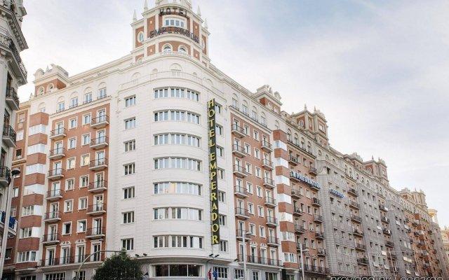 Отель Emperador Испания, Мадрид - 2 отзыва об отеле, цены и фото номеров - забронировать отель Emperador онлайн вид на фасад