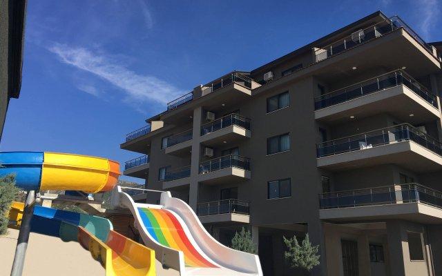 Hierapark Thermal & Spa Hotel Турция, Памуккале - отзывы, цены и фото номеров - забронировать отель Hierapark Thermal & Spa Hotel онлайн вид на фасад